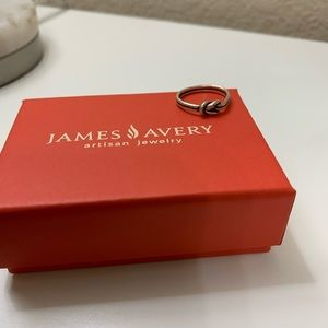 James Avery Petite Lovers' Knot Ring